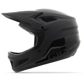 Giro Disciple Mips Fullface Helmet mat/gloss black